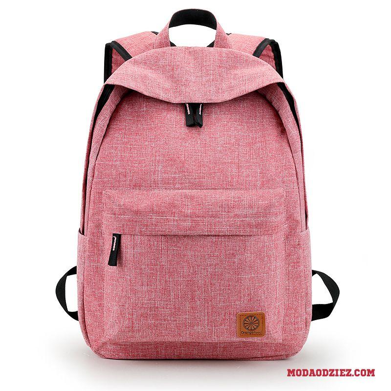 42346ac400021 Damskie Świeży Damska Mały Wielki Trendy Plecak Tornister Szkolny Moda  Czerwony ...