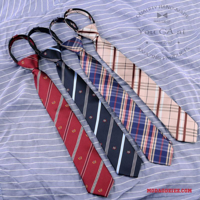 2a0c28e43898cb Damska Krawat Mundury Casual Krata Moda Koszula Mały Męskie Czerwony Na  Sprzedaż