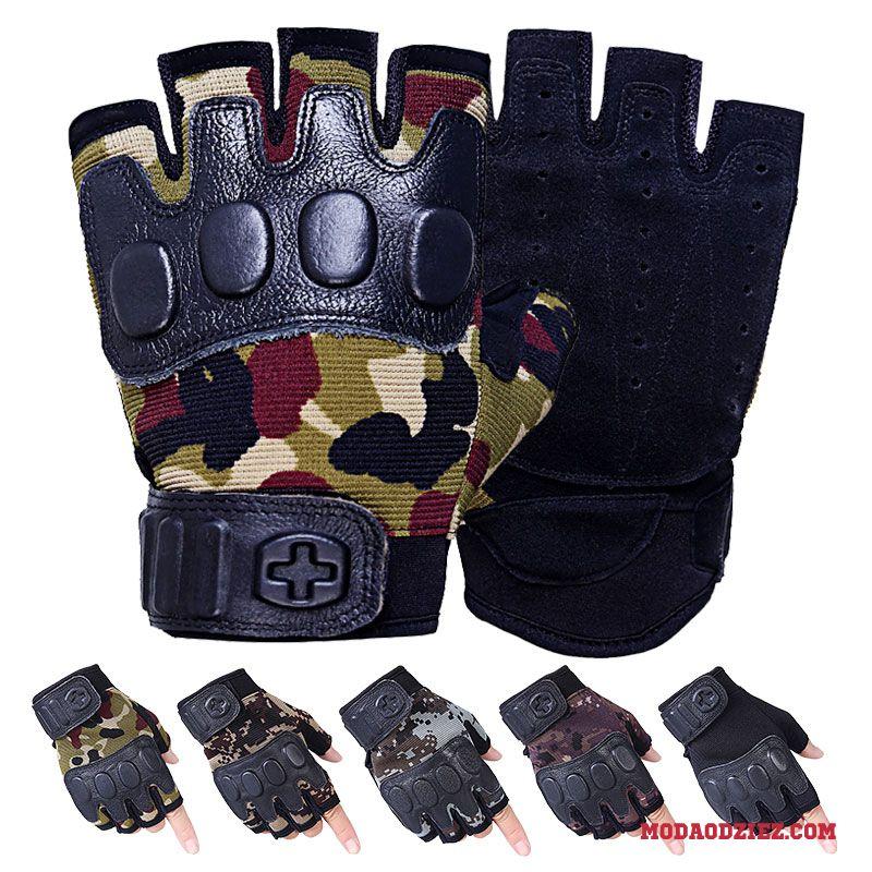 b136256355bef9 Rękawiczki Fitness Training Trekkingowa Antypoślizgowe Męskie Sportowe  Jazdy Outdoor Sklep